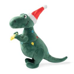 Holiday Tree Rex Dog Toy
