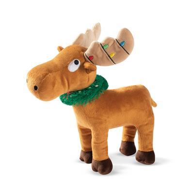Merry Chrismoose Dog Toy