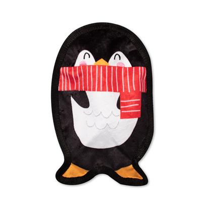 Holiday Penguin Durable Dog Toy