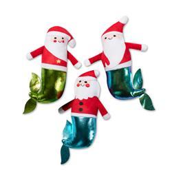 Mersantas Mini Dog Toys - Set Of 3