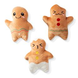 Gingerbread Mini Toys - Set Of 3