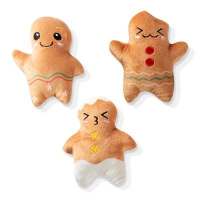 Gingerbread Mini Toys - Set Of 3