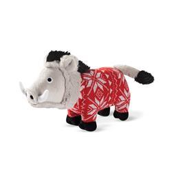 Holiday Worthog Dog Toy