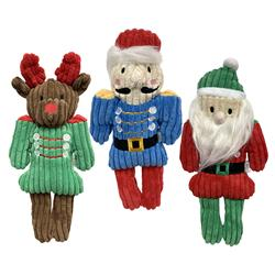 "fouFIT™ Nutcracker Corduroy Toys (14"") - Case of 3"