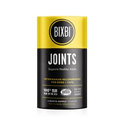 BIXBI® Joints Pet Superfood Daily Mushroom Powder Supplement for Dogs & Cats, 60 grams