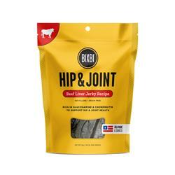 BIXBI® Hip & Joint Beef Liver Jerky Treats