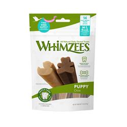 Whimzees Puppy Daily Dental Treats