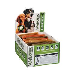 Whimzees STIX Daily Dental Chews, POP Display Boxes