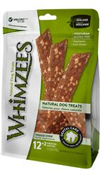 Whimzees Veggie Strip Daily Dental Treats, 14.8oz. Bag
