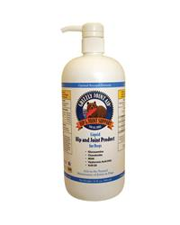 Grizzly Joint Aid Liquid - Joint Support + Absorption Supplement for Dogs and Cats