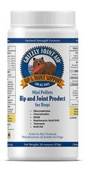Grizzly Joint Aid Pellets - Joint Support + Absorption Supplement for Dogs and Cats