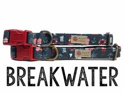 Breakwater – Organic Cotton Collars & Leashes