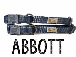 Abbott – Organic Cotton Collars & Leashes