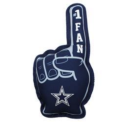 Dallas Cowboys #1 Fan Pet Toy by Pets First