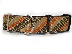 Boogie Nights Extra Wide Martingale Dog Collar