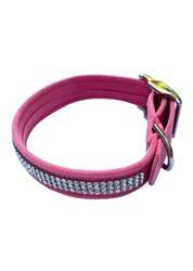 Movie Star Collar: Bubblegum Pink
