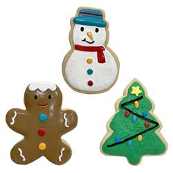 "fouFIT™ Sugar Cookie Chews (4"") - Case of 3"