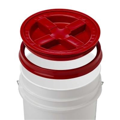 Gamma2® Seal Lid Red
