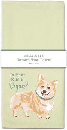 CORGI - Tea Towel