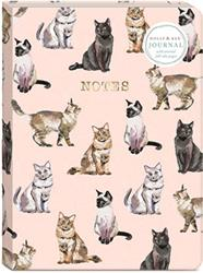 CAT PATTERN - Softcover Journal
