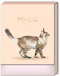 CAT TO DO - Pocket Notepad