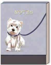 TERRIER - Pocket Notepad