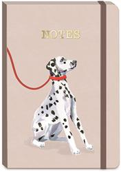 DALMATIAN - Soft Cover Bungee Journal