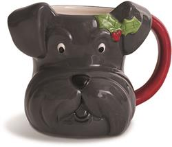 SCOTTIE - Holiday Character Mug