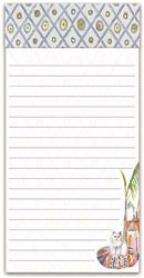 PERSIAN - Uptown Pets Magnetic List Pad