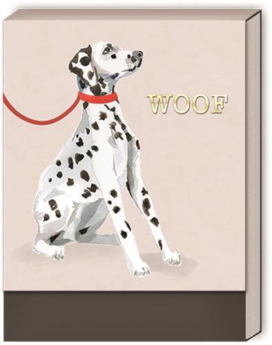Classic Dog Pocket Notepad PrePack / Display