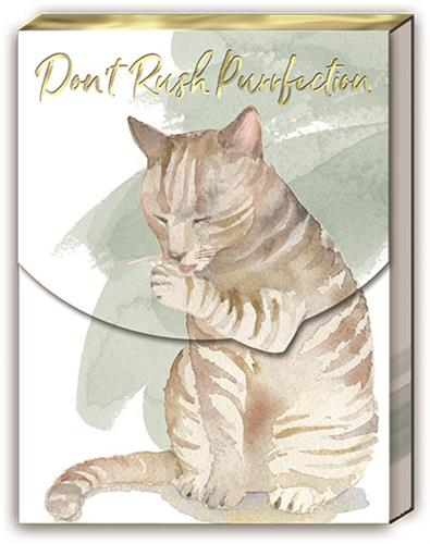 Feline Friends - Pocket Note Pads - PrePack / Display