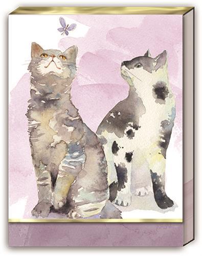 Feline Friends - Pocket Note Pads - PrePack / Display