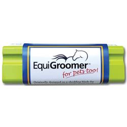 5-Inch Deshedding Tool Lime by EquiGroomer