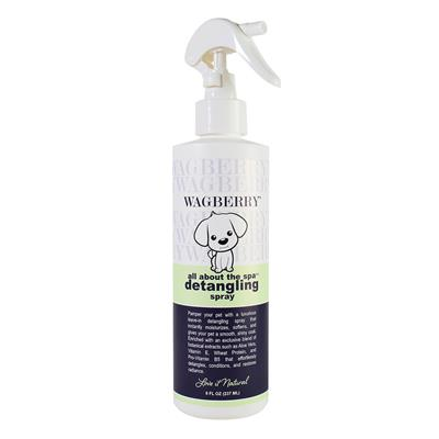 Wagberry All About The Spa Detangling Spray  - 8 fl. oz.