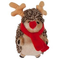 Zoobilee Reindeer Holiday Heggie Dog Toy