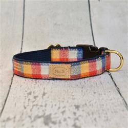 "1"" Baxter Flannel Collar and Leads"