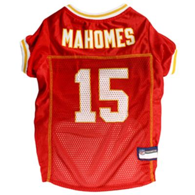 Patrick MaHomes Dog Jersey by Pets First