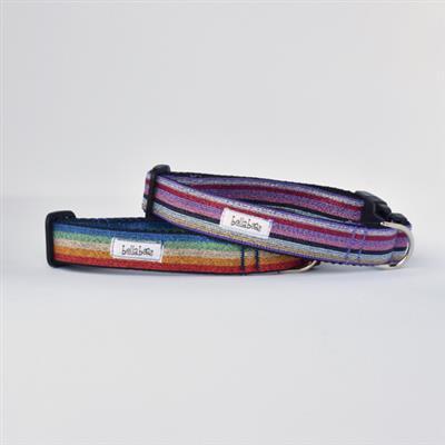 Sparkle Glisten Stripe Collar and Lead