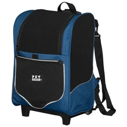 I-GO2 Sport Roller-Backpack - Misty Blue