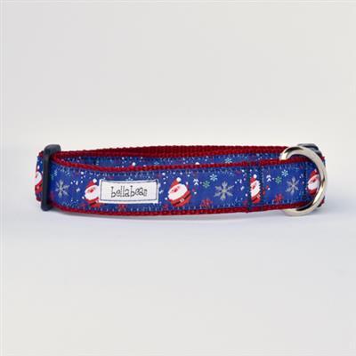 Santa Holiday Collars and Leads