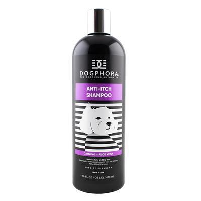 Dogphora Anti-itch Shampoo - 16 fl. oz.