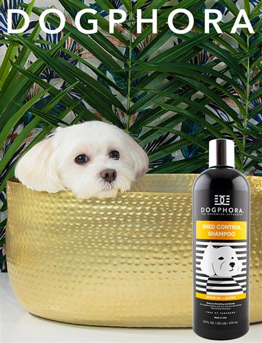 Dogphora Shed Control Shampoo - 16 fl. oz.