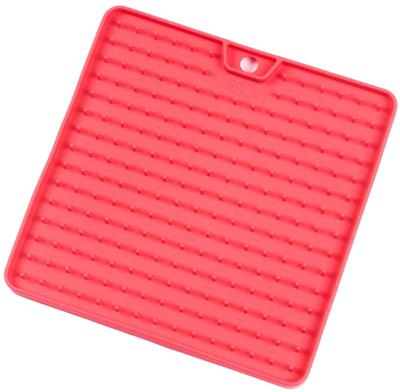 Silicone Reversible Therapeutic Feeding & Licking Mat by Messy Mutts