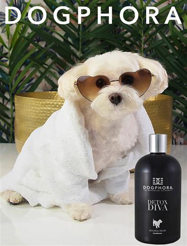 Dogphora Detox Diva Conditioner - 16 fl. oz.