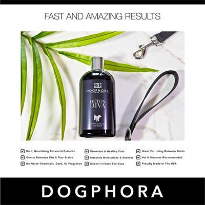 Dogphora Detox Diva Facial Cleanser - 16 fl. oz.
