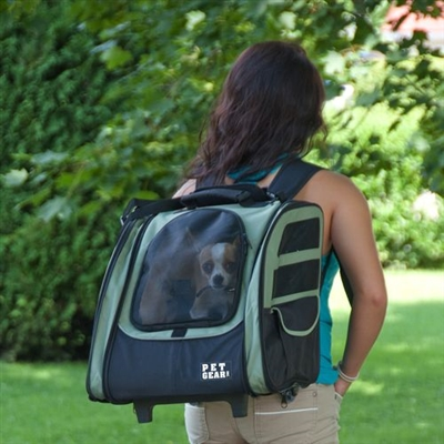 I-GO2 Traveler Roller-Backpack - Click to See Color Options