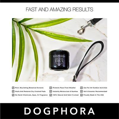 Dogphora Detox DIva Paw Soufflé - 4 fl. oz.