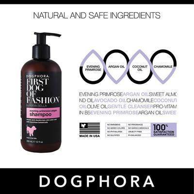 Dogphora First Dog of Fashion Shampoo - 12 fl. oz.