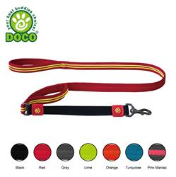 DOCO® Solar Bungee Leash with Double Handle