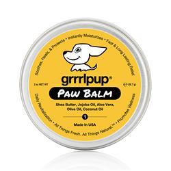 Grrrlpup Paw Balm - 2 oz.